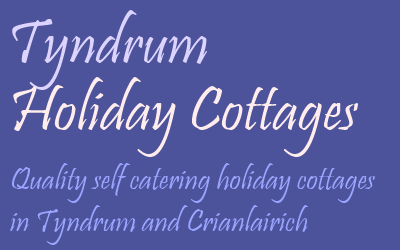 Tyndrum Holiday Cottages
